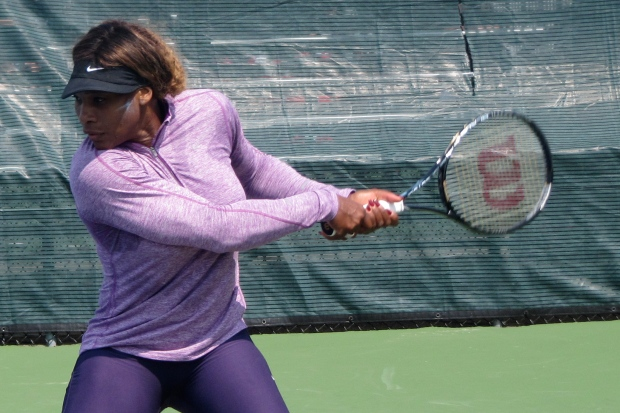 Serena Williams Rogers Cup Montreal 2014