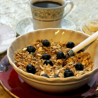 Book Review: 10 Superb Granola Recipes