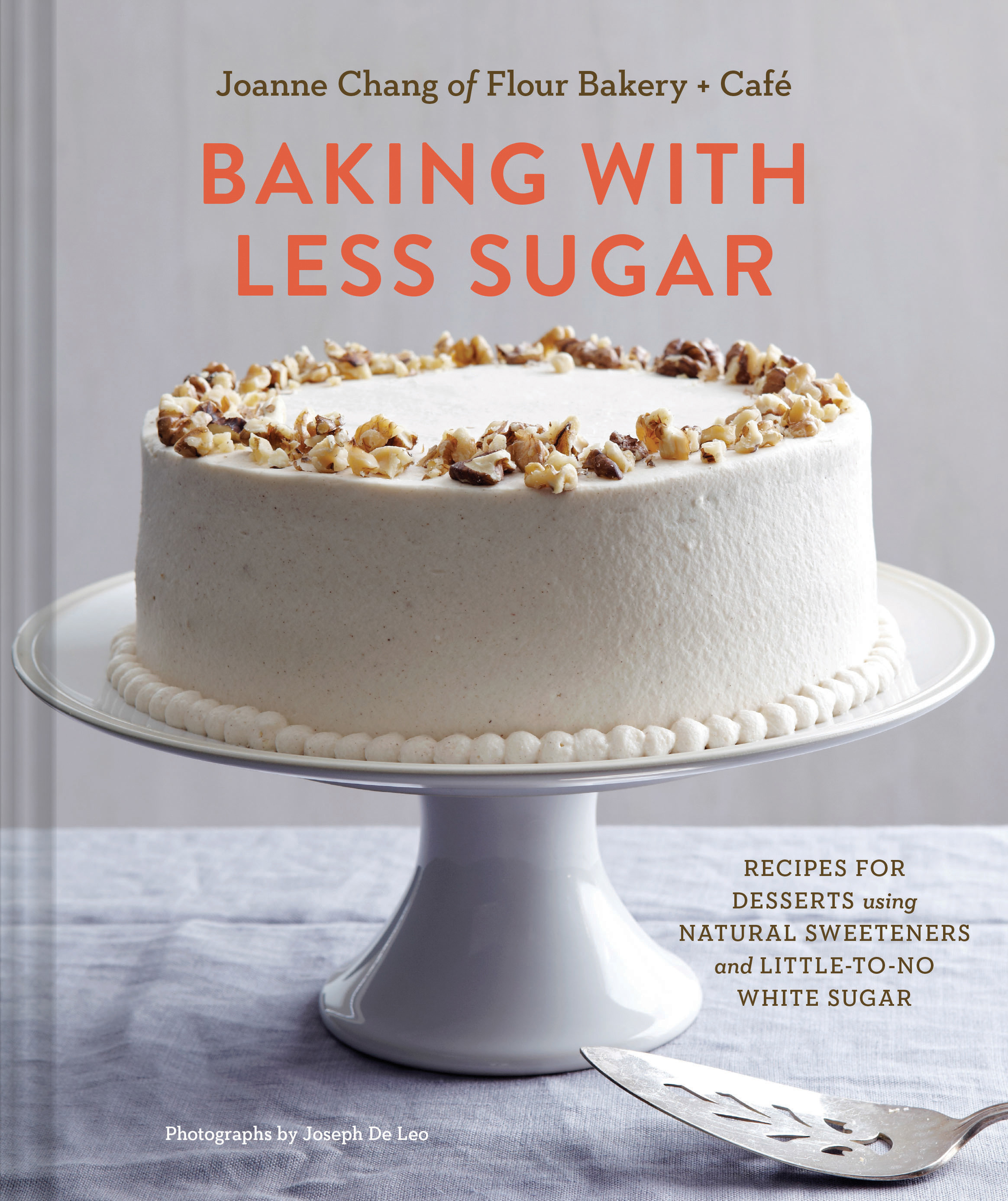 Book review baking with less sugar by joanne chang cool food dude baking with less sugar cover forumfinder Images