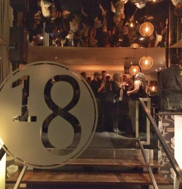 Restaurant 18, 18 York Street, Ottawa