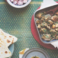 Cookbook Review: S is for Sri Lankan