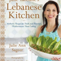 Cookbook Review: Julie Taboulie's Lebanese Kitchen: